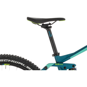 Cube Sting Hybrid 140 Race 500 Damen pinetree'n'green